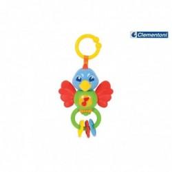giocattolo sonaglino elettronico pappagallo