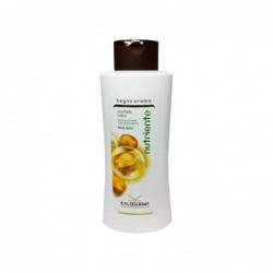 bagnoschiuma nutriente con burro di karite' ed olio di macadamia 750 ml
