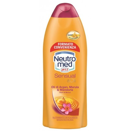 NEUTROMED - sensual&oil - bagnoschiuma 750 ml