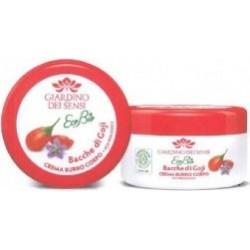 ecobio bacche di goji - crema burro corpo eco biologica 200 ml