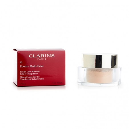 CLARINS - Poudre Multi-Eclat - Cipria in Polvere 03  Transparent Warm