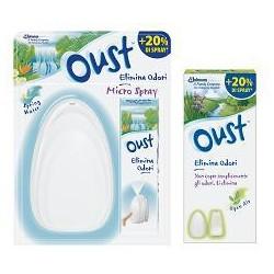 elimina odori microspray - deodorante elettrico per ambienti 1 diffusore elettrico + ricarica
