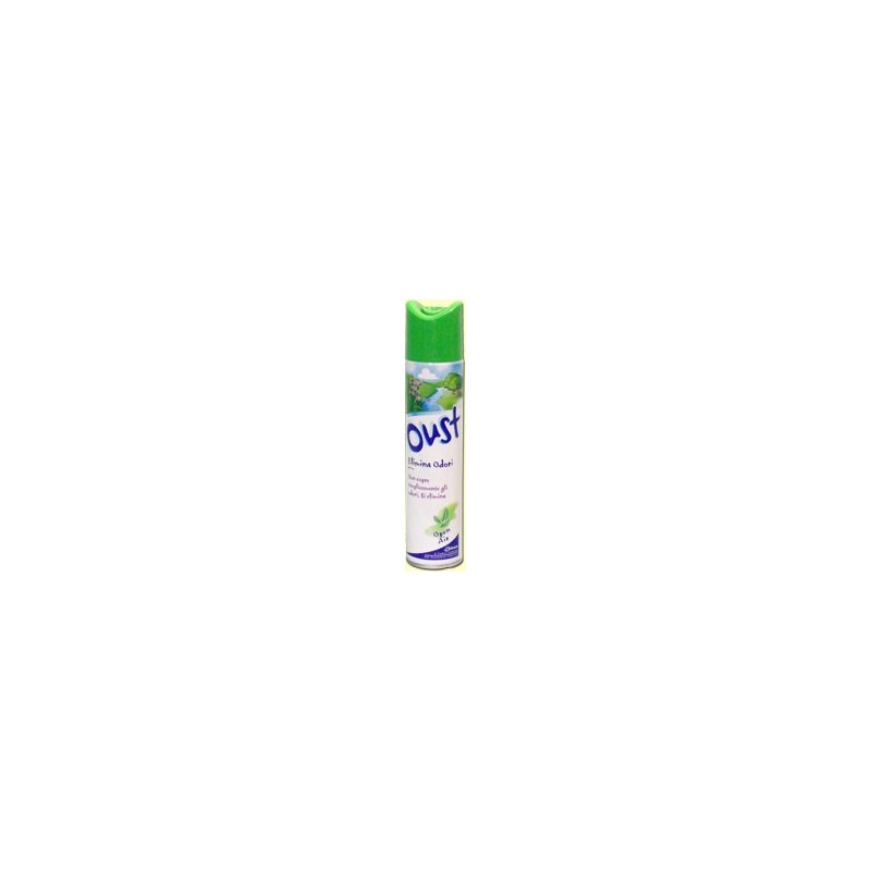 OUST - elimina odori - deodorante spray per ambienti fragranza open air 300 ml