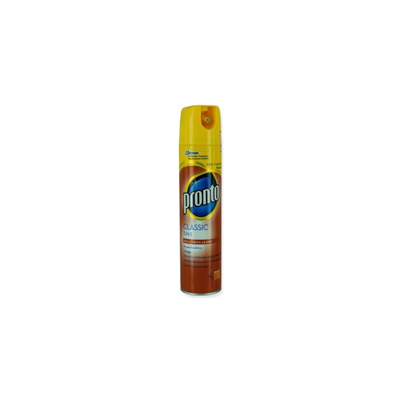 spray classic 5 in 1 antipolvere ideale per il legno 300 ml