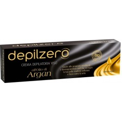 crema depilatoria per il viso argan 50 ml