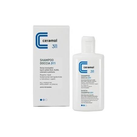 UNIFARCO - ceramol 311 - shampoo doccia per intolleranti ed allergici 200 ml