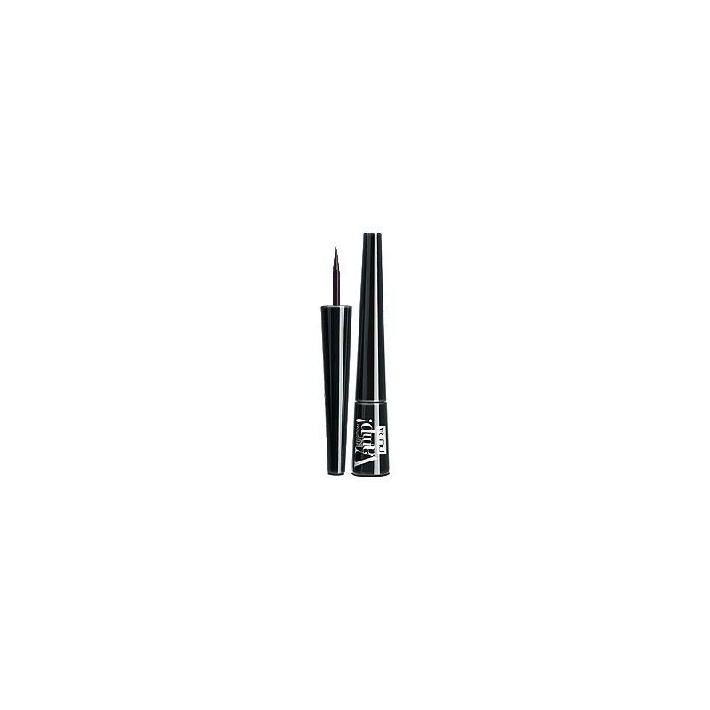 Pupa - Vamp Definition Liner - Eyeliner CON APPLICATORE IN FELTRO 100 Extrablack