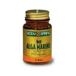 Bio Alga Marina 100 Compresse - Integratore Alimentare Per Il Controllo Del Peso