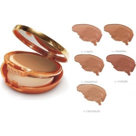 COLLISTAR - crema compatta abbronzante - 03 mauritius