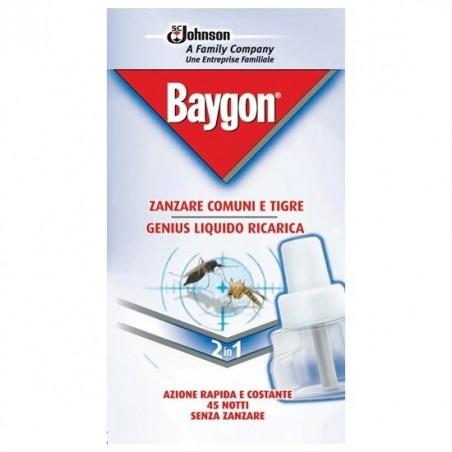 BAYGON - Genius - Liquido ricarica