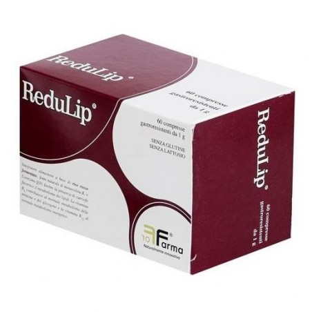 FOR FARMA - Redulip 60 compresse - Integratore alimentare per il controllo del colesterolo