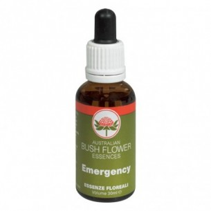 Emergency Australian Bush Flower Essences Gocce 30 ml