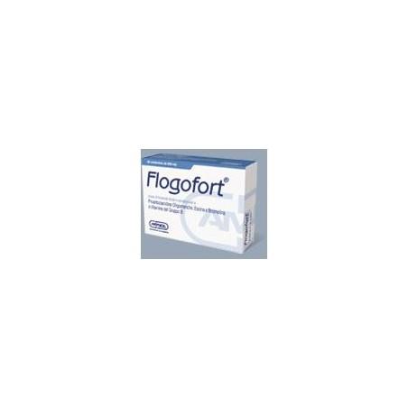 Flogofort Integratore Alimentare Per Le Articolazioni 30 Compresse