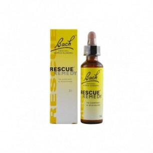 rescue remedy bach 20 ml natural