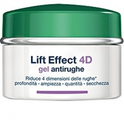 cosmetic lift effect 4d gel antirughe viso 50 ml