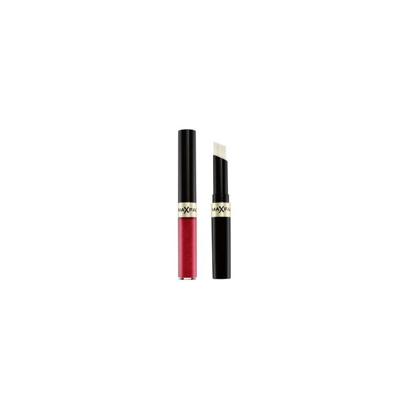 MAX FACTOR - rossetto 2 fasi con applicatore lipfinity + balsamo idratante 120 hot