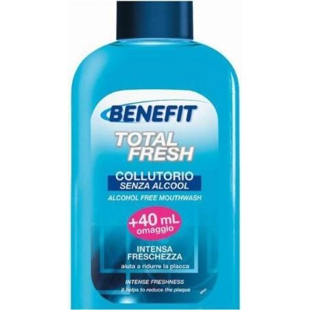 BENEFIT - collutorio total fresh 400 ml
