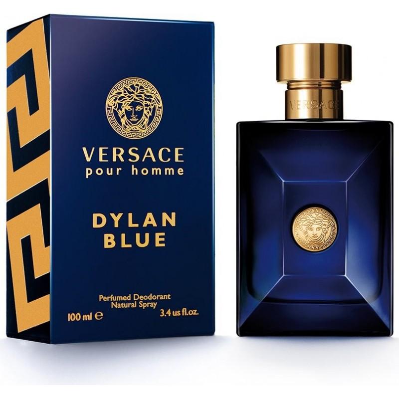 VERSACE - dylan blue deodorante uomo 100 ml spray