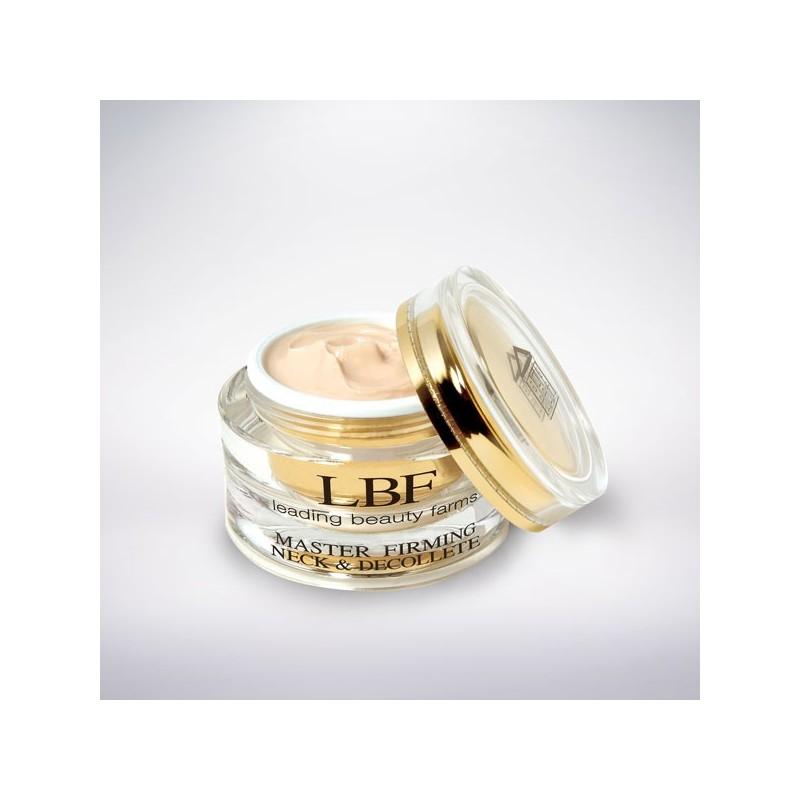 Lbf Cosmetics - master firming crema rassodante collo e decollete 50 ml