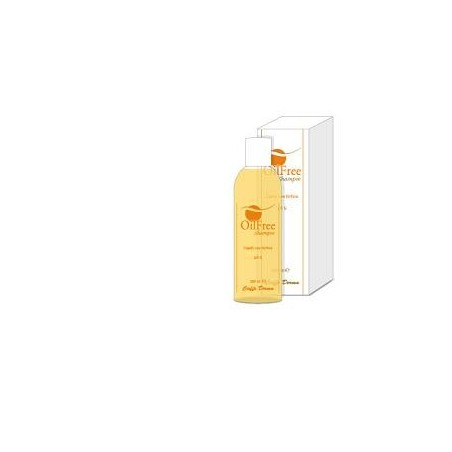 Cieffe Derma - Shampoo Per Capelli Antiforfora Oilfree  200  Ml