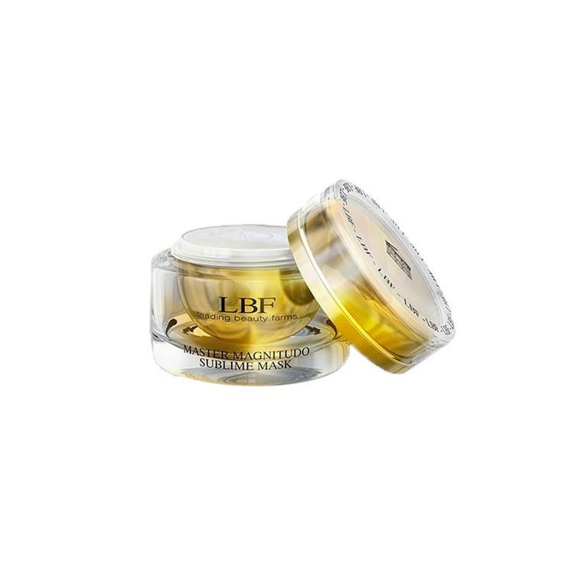 Lbf Cosmetics - master magnitudo sublime mask maschera rivitalizzante 50 ml