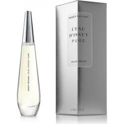 l'eau d'issey pure - eau de parfum donna 90 ml vapo
