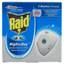 ricarica per la protezione contro gli insetti - 1 pezzo night & day