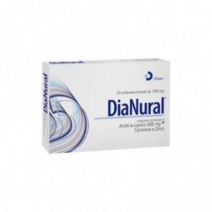 Dianural 20Compresse - Integratore Antiossidante Per Il Metabolismo Cellulare E Antiglicante
