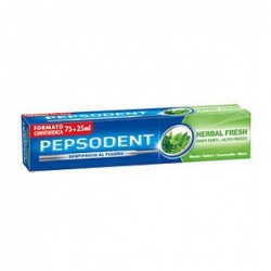 dentifricio herbal fresh 75+25 ml