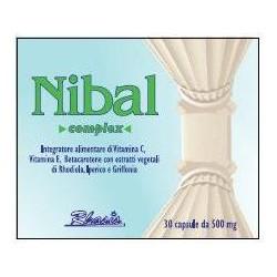 nibal-complex 30 capsule - integratore antiossidante