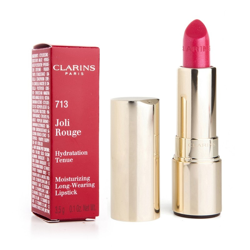 CLARINS - joli rouge - rossetto 713 Hot Pink
