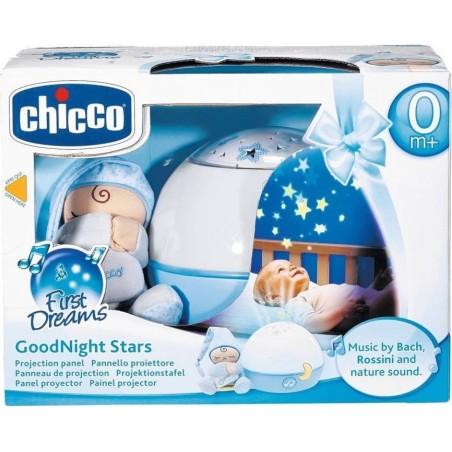 Chicco - Giocattolo  First Dream Proiettore Azzurro