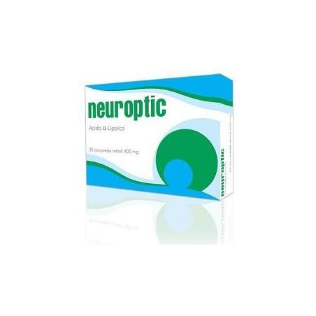 FARMA GROUP - Integratore Alimentare Antiossidante  Neuroptic 30 Compresse Retard