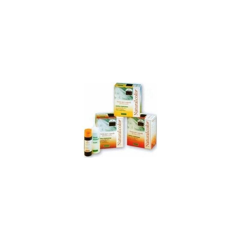 SPECCHIASOL - Colorazione Permanente Senza Ammoniaca Homocrin Naturalcolor N.3 Castano Scuro
