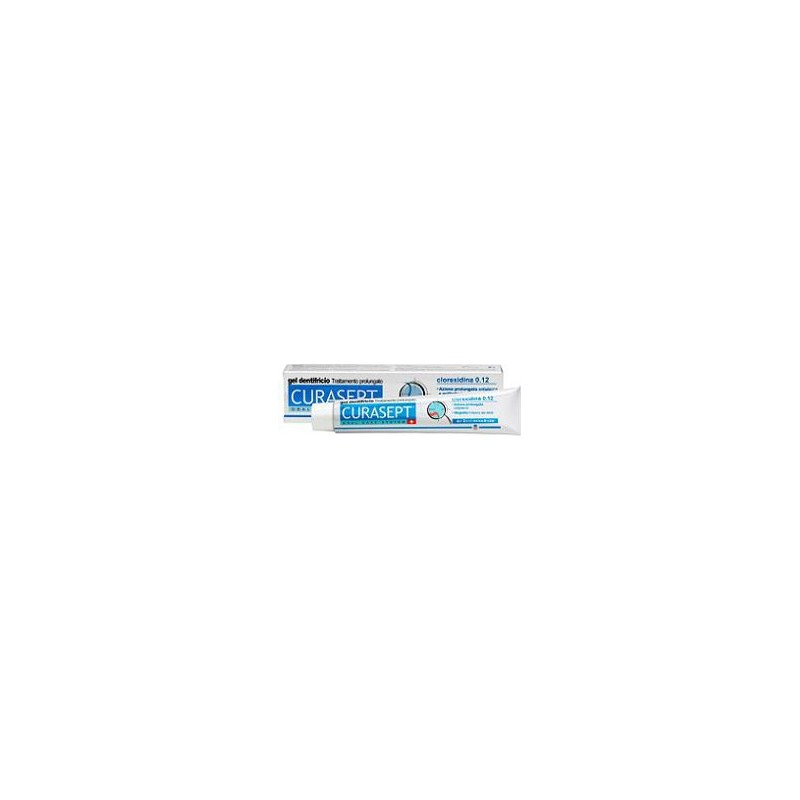 CURASEPT - Dentifricio antiplacca 75 Ml