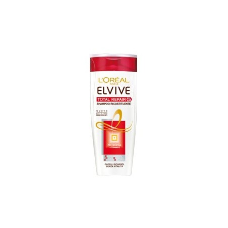 ELVIVE - total repair 5 shampoo antirottura 250