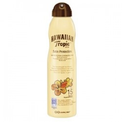 satin protection spray lotion spf 15 220 ml