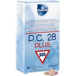 Pc 28 Plus 50 Tavolette - Integratore Alimentare Per Il Tono Psico Fisico