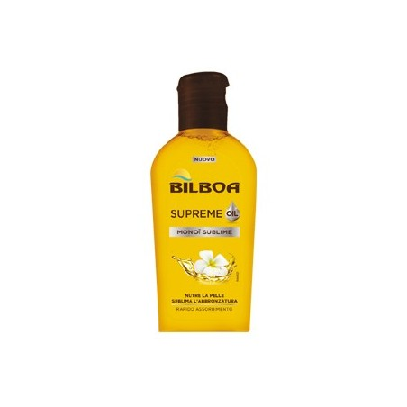 Bilboa - travel size - supreme oil monoi sublime 75 ml