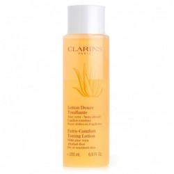 lotion douce tonificante-lozione delicata tonificante 200 ml