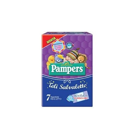 Pampers - traversa salvaletto 7 pezzi