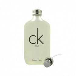 ck one - eau de toilette unisex 200 ml vapo