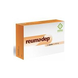 Reumadep Integratore Alimentare Per Le Articolazioni E Reumatismi 30 Capsule 450 Mg