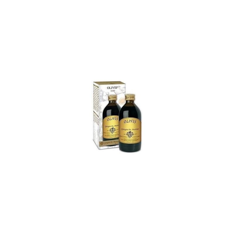 DR. GIORGINI - Olivis Liquido 50 Ml - Integratore Utile Come Coadiuvante Dell'Ipertensione
