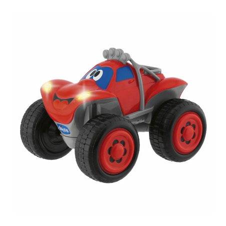 Chicco - Giocattolo  Billy Bigwheels Rosso