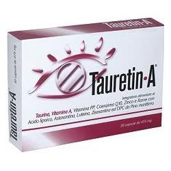 Tauretin-A 30 Capsule - Integratore Per La Funzione Visiva
