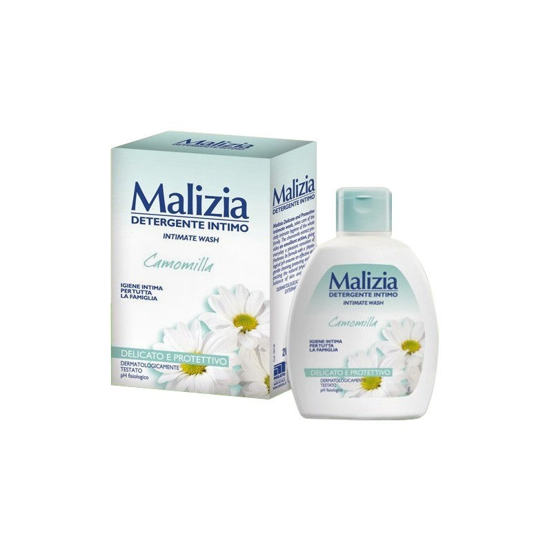 detergente intimo alla camomilla 200 ml