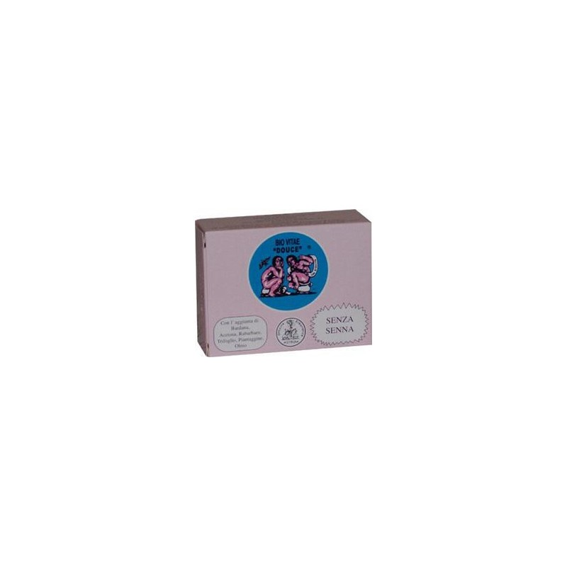 NUOVA ASTRUM - Bio Vitae Douce 30 G - Integratore Per Il Transito Intestinale, Stipsi
