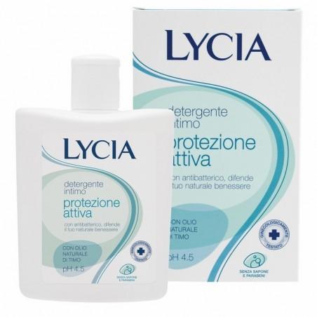 LYCIA - detergente intimo protezione attiva 250 ml