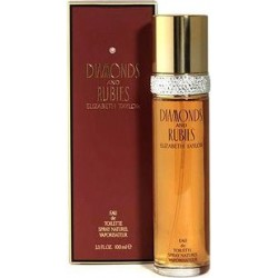 Diamonds and rubies - eau de toilette donna 100 ml vapo